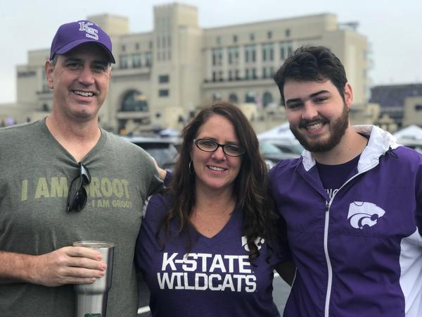 Paul Fischer at Kansas State Football