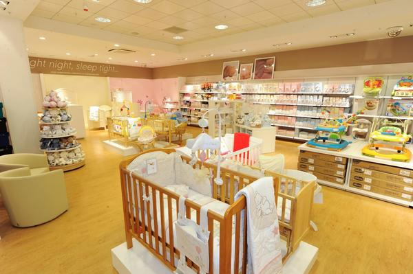 Mothercare Bluewater Nursery