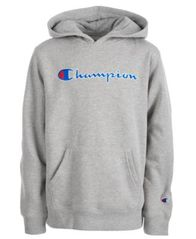 Image of Champion Big Boys Heritage Logo Hoodie