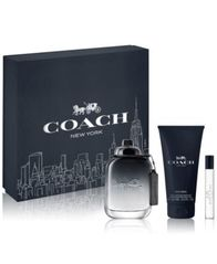 Image of COACH FOR MEN 3-Pc. Gift Set