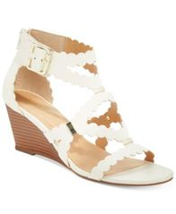 Image of XOXO Scottie Wedge Dress Sandals
