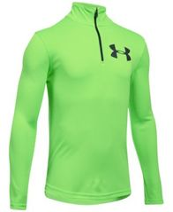 Image of Under Armour Two-Tone UA Tech™ Quarter-Zip Shirt, Big Boys