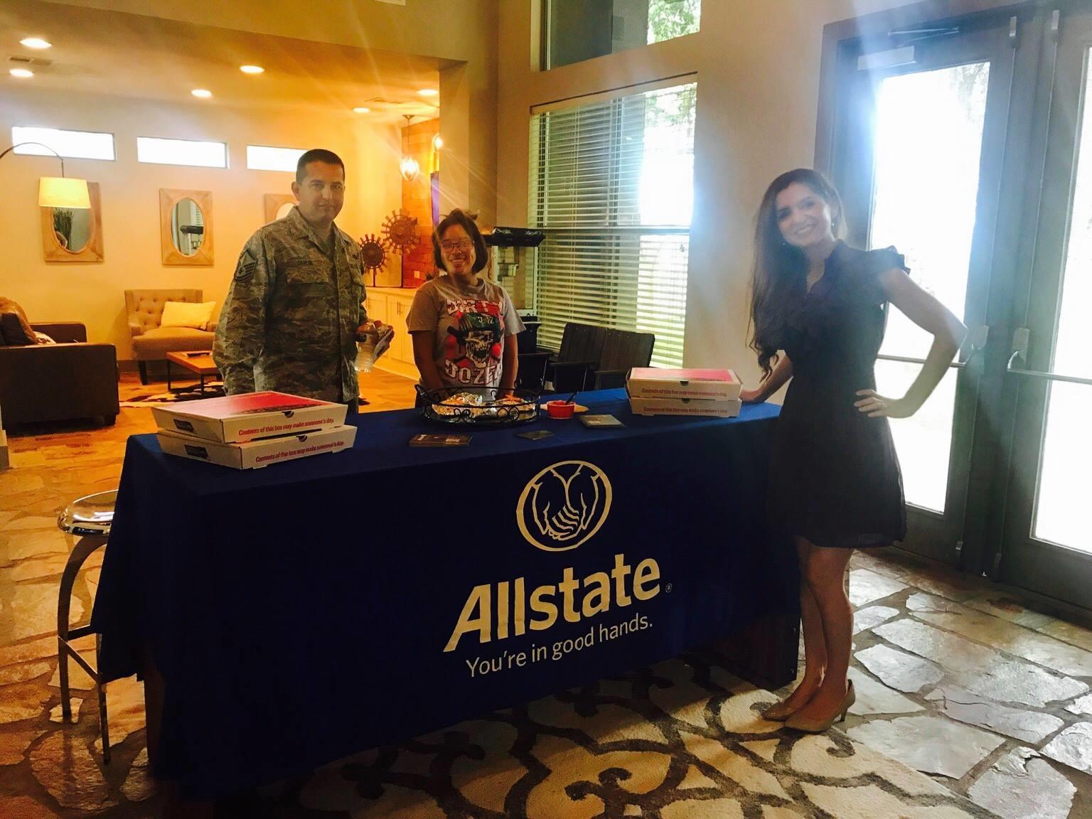 Allstate Car Insurance In San Antonio Tx Leticia Villalon