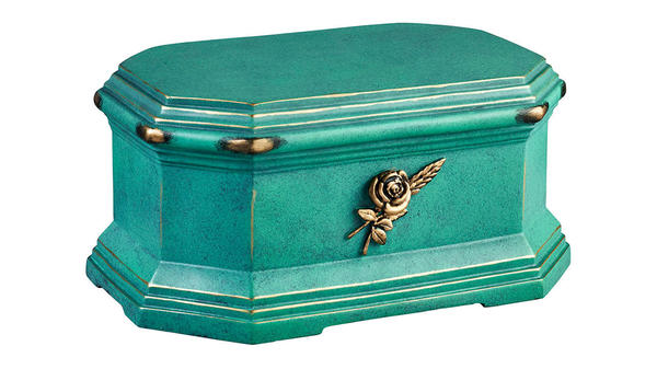 The Imperial from our Traditional Urns and Ashes Casket collection