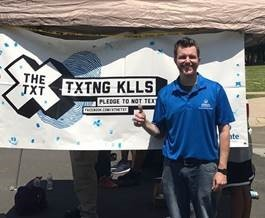 James Dallesandro - X the TXT® at East Chapel Hill High School