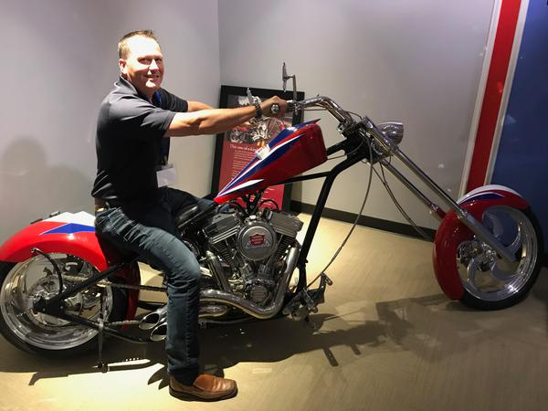 OCC Chopper created for Farmers
