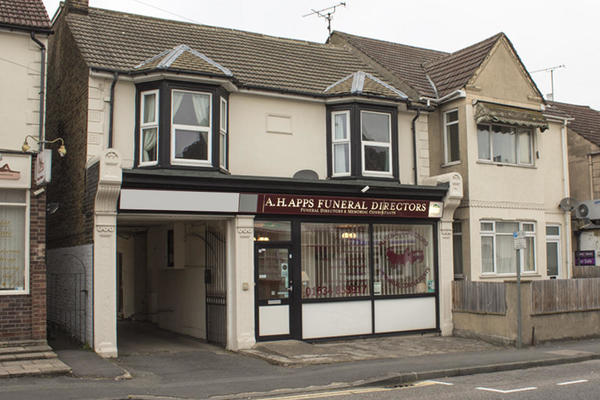 A H Apps Funeral Directors in Gillingham