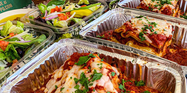 Buca di Beppo - Individual Catering Packages