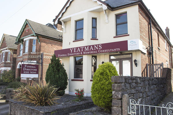 Yeatmans Funeral Directors in Parkstone, Poole