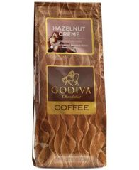 Image of Godiva Coffee, 10oz Hazelnut Creme Flavored Coffee