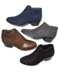 Image of Style & Co Wileyy Ankle Booties, Created for Macy's