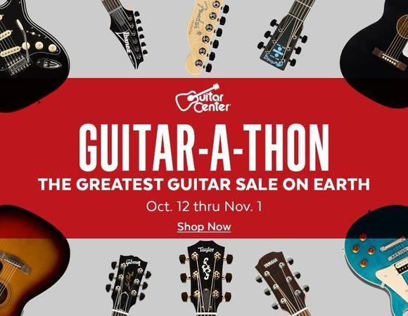 San Francisco Guitar Center Store