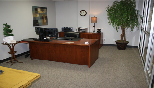 Front Office - Customer Service Workstation!