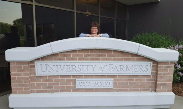 Me at the University of Farmers