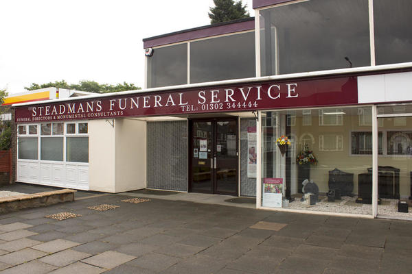 J Steadman & Sons Funeral Directors in Doncaster