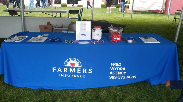 Farmers Booth