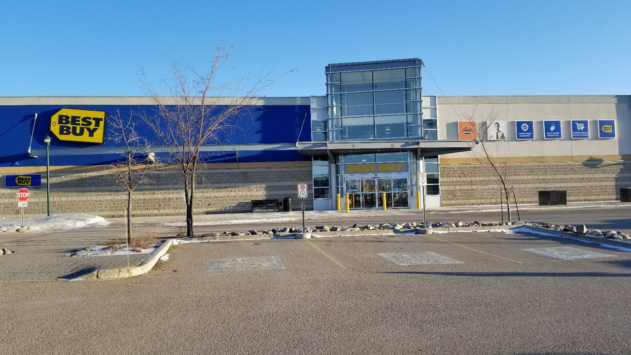 Best Buy Preston Crossing