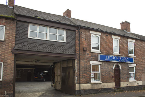 J Hylton & Sons Funeral Directors in Stapenhill, Burton upon Trent