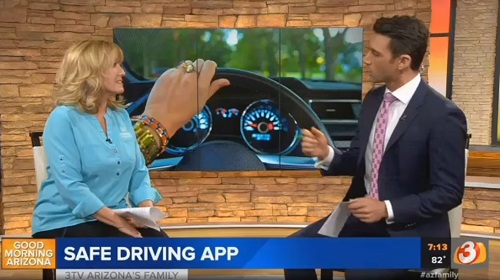 Robin Binkley - Good Morning Arizona Highlights Drivewise