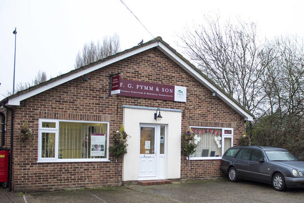 F G Pymm & Son Funeral Directors in Maidenhead