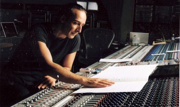 Academy award winner, Alexander Desplat