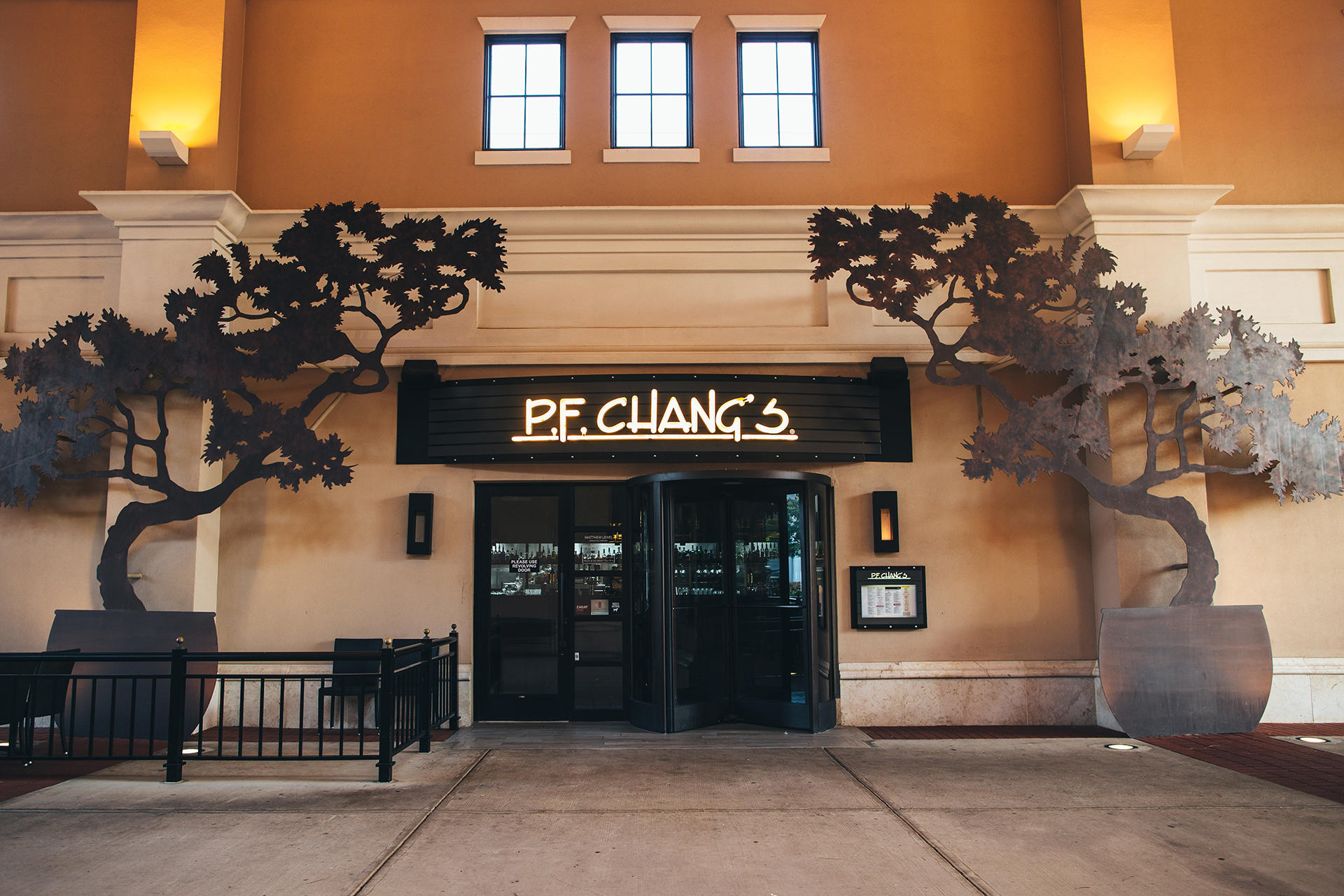 P F Chang S In 6809 Phillips Place Court Charlotte Nc Asian American Sushi Catering