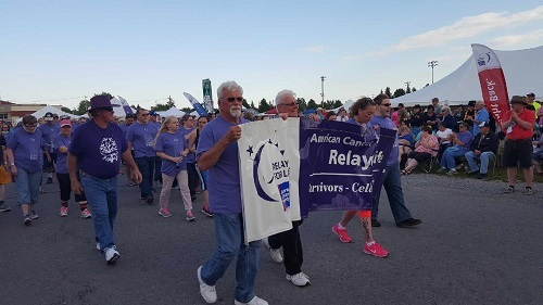 Billiejo Vecchio - American Cancer Society Relay for Life