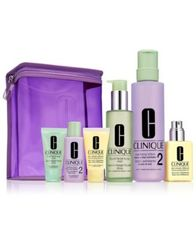 Image of Clinique 7-Pc. Great Skin Home & Away For Drier Skin Set
