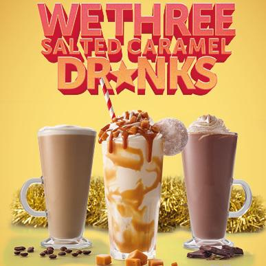 Image of Salted Caramel Drinks