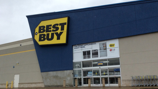 Best Buy Lethbridge Smart Centre