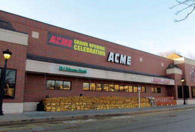 Acme Markets store front picture at 38 Leopard Rd in Paoli PA