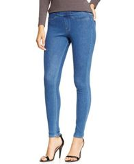 Image of HUE® Women's Original Denim Leggings, Created for Macy's