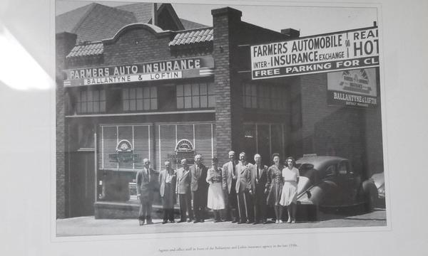 Farmers Insurance first office