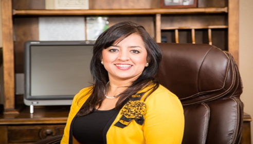 Meet Rosy Garza- CSR since 2006 -
