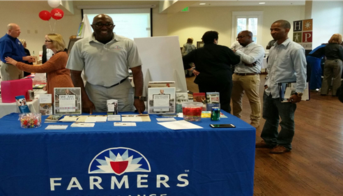 Farmers Insurance Table