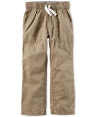 Image of Carter's Drawstring Pants, Toddler (2T-4T)