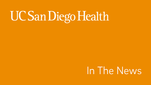 UC San Diego Health - In The News