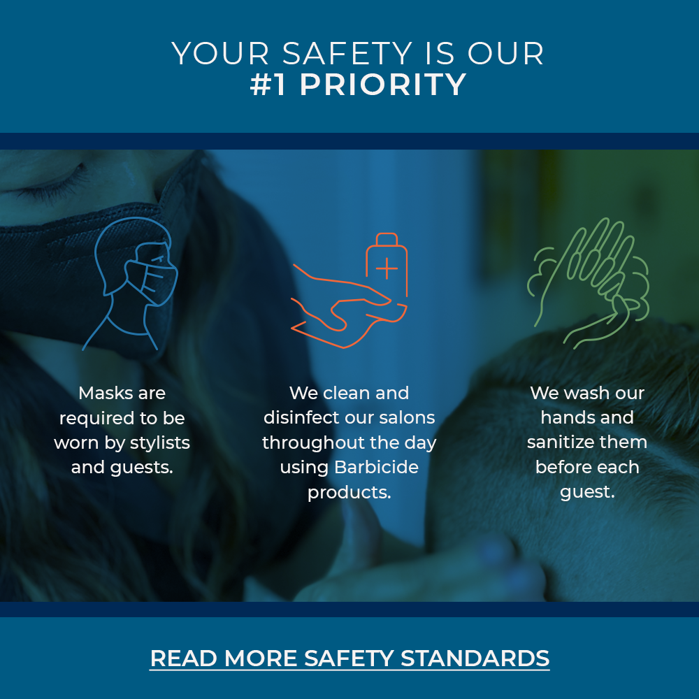 Your Safety is our Priority.