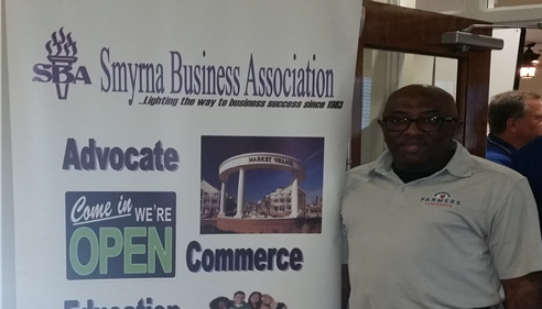 Smyrna Business Association - Business Expo 2015