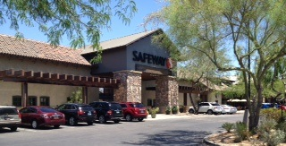 Safeway Store Front Picture at 20901 N Pima Rd in Scottsdale AZ