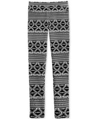 Image of Epic Threads Printed Leggings, Big Girls, Created for Macy's