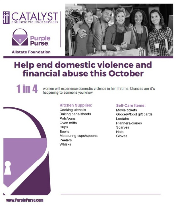 Kevin Baker - Catalyst Domestic Violence Services Support