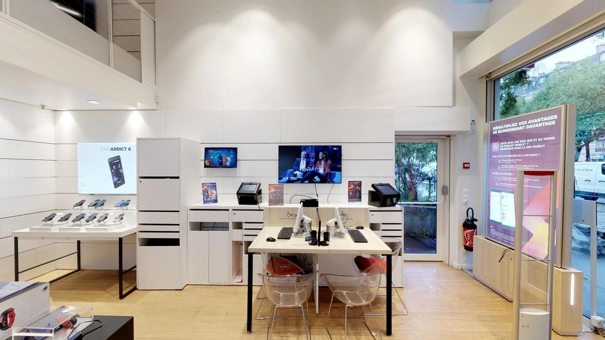 boutique sfr paris flandre forfaits t l phone et internet. Black Bedroom Furniture Sets. Home Design Ideas