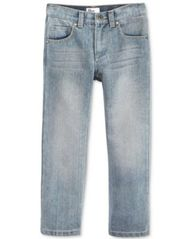 Image of Epic Threads Straight Jeans, Little Boys, Created for Macy's