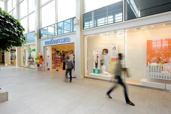 Mothercare Milton Keynes outside