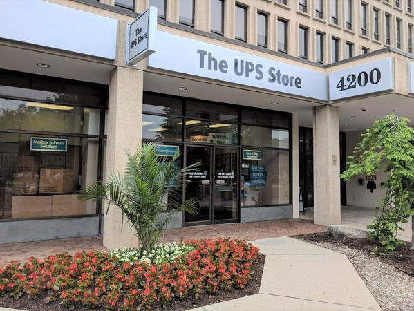 The UPS Store Tenleytown / Cleveland Park: Shipping & Packing