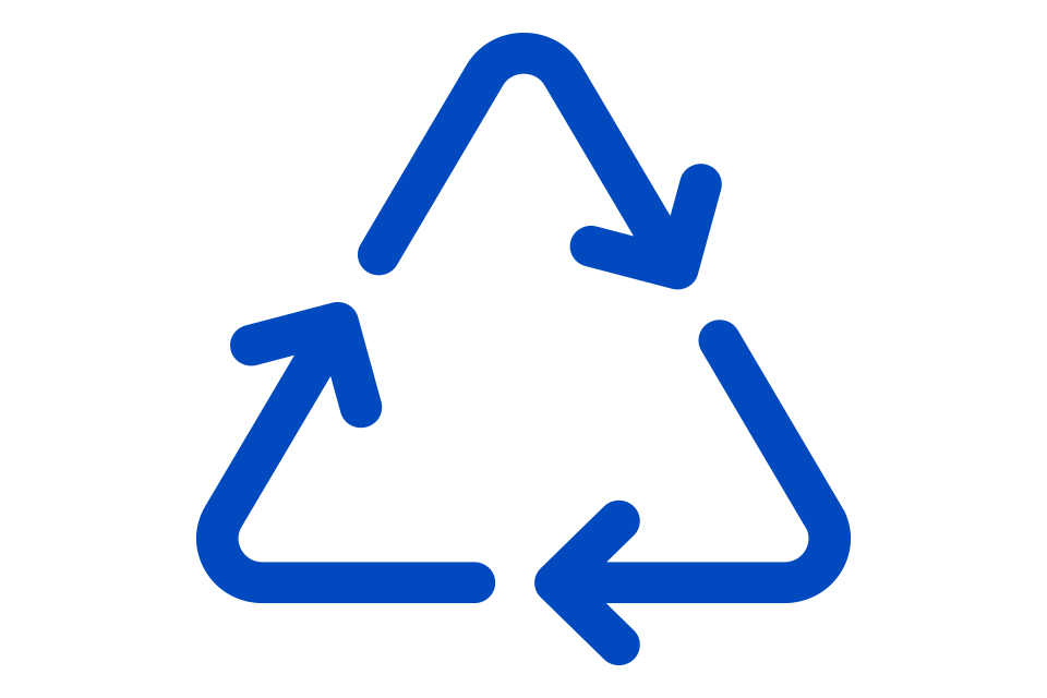 Logo for Battery and Electronics Recycling