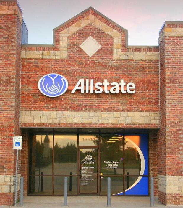Stephen Snyder - Stephen Snyder and Associates Allstate Office