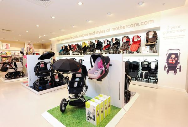 Mothercare Brent Cross Pushchairs