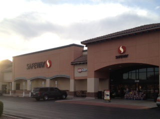 Safeway Store Front Picture at 9125 E Tanque Verde in Tucson AZ